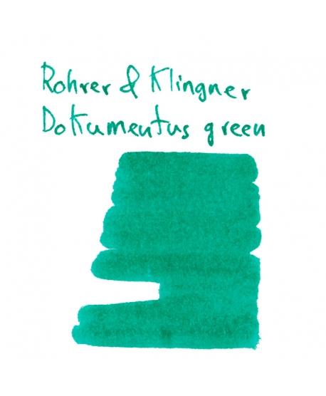 Rohrer & Klingner DOKUMENTUS GREEN (Vial 2 ml)