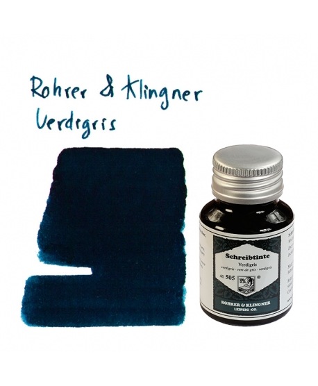 Rohrer & Klingner VERDIGRIS (Tintero 50 ml)