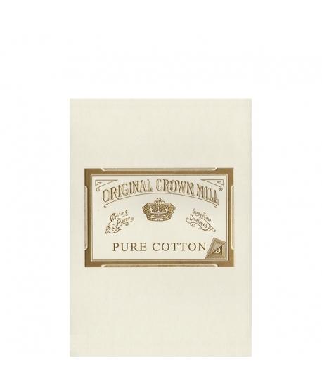 Original Crown Mill cotton A5