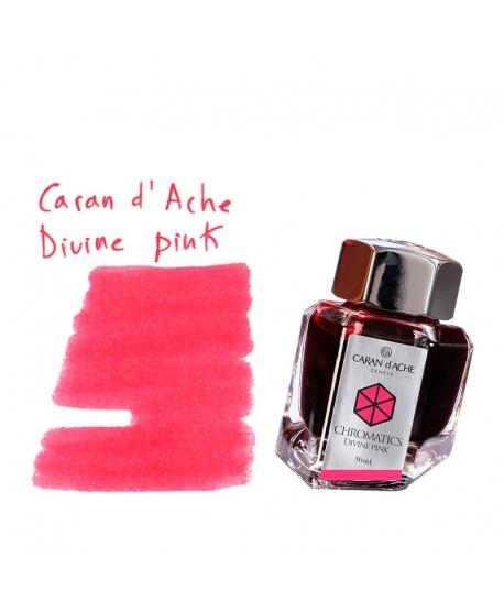 Caran d'Ache DIVINE PINK (50 ml bottle of ink)