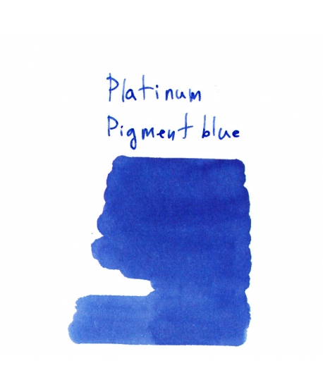 Platinum PIGMENT BLUE (2 ml plastic vial of ink)