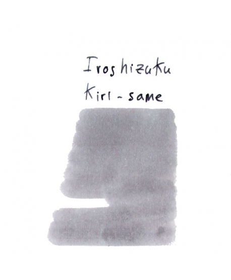 Pilot Iroshizuku KIRI-SAME (2 ml plastic vial of ink)
