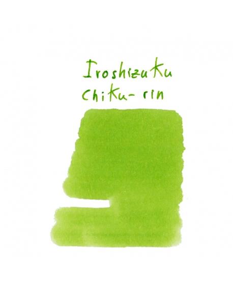 Pilot Iroshizuku CHIKU-RIN (2 ml plastic vial of ink)