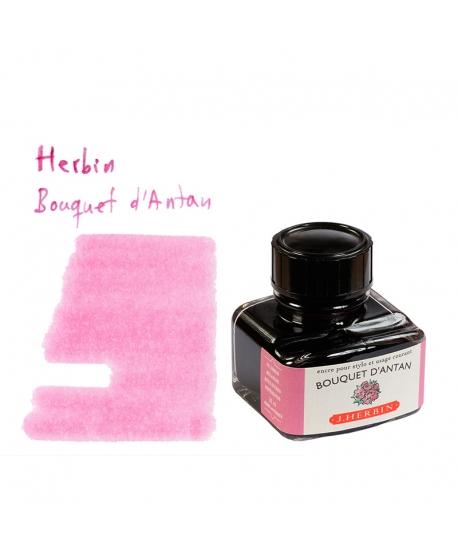 Herbin BOUQUET D'ANTAN (Bouteille d' encre 30 ml)