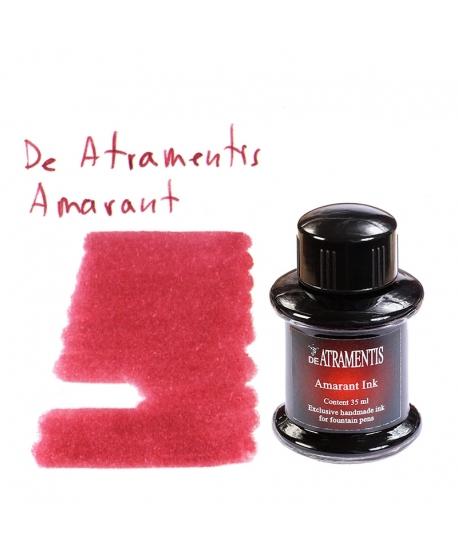 De Atramentis AMARANT (35 ml bottle of ink)