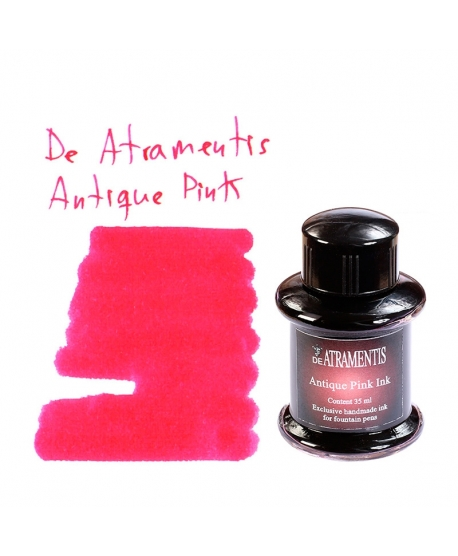De Atramentis ANTIQUE PINK (35 ml bottle of ink)