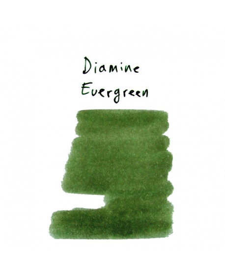Diamine EVERGREEN (2 ml plastic vial of ink)