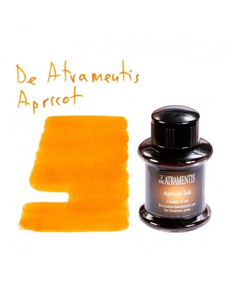De Atramentis APRICOT (35 ml bottle of ink)