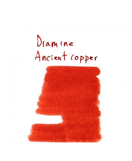 Diamine ANCIENT COPPER (2 ml plastic vial of ink)