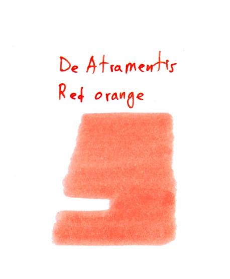 De Atramentis RED ORANGE (Flacon 2 ml)