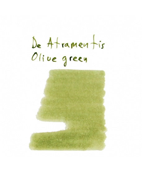 De Atramentis OLIVE GREEN (Vial 2 ml)