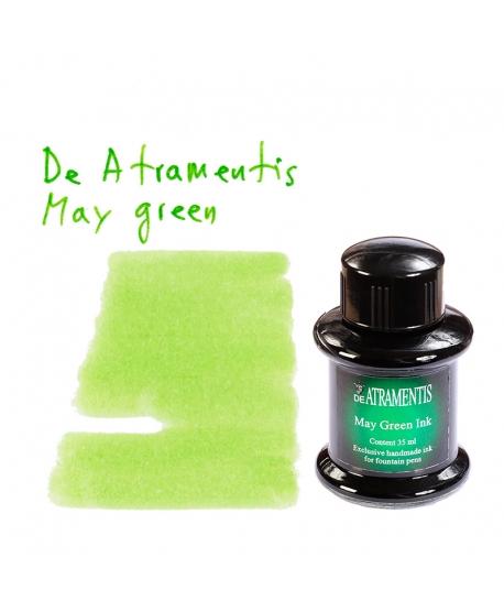 De Atramentis MAY GREEN (Tintero 35 ml)