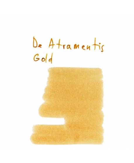 De Atramentis GOLD (Vial 2 ml)