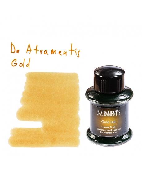 De Atramentis GOLD (Tintero 35 ml)