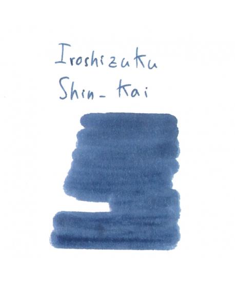 Pilot Iroshizuku SHIN-KAI (2 ml plastic vial of ink)