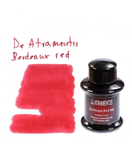De Atramentis BORDEAUX RED (Tintero 35 ml)