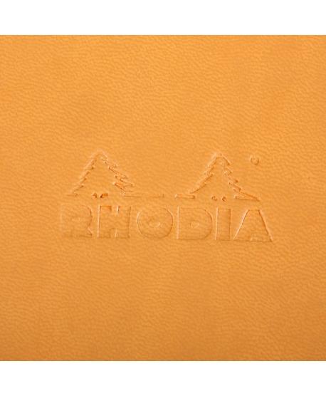 Rhodia Webnotebook A5 orange lined