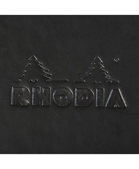 Rhodia Webnotebook A4 black lined