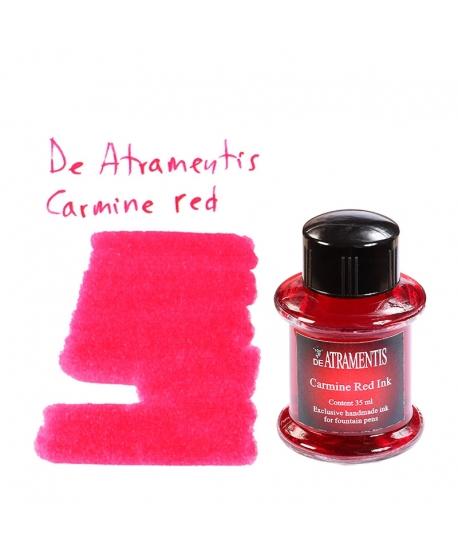De Atramentis CARMINE RED (Tintero 35 ml)