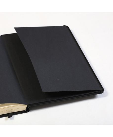Rhodia Webnotebook A5 negro rayado