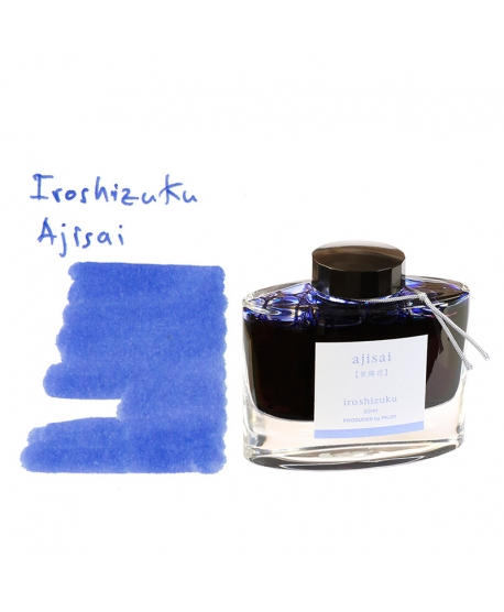 Pilot Iroshizuku AJISAI (50 ml bottle of ink)