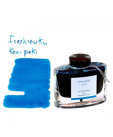 Pilot Iroshizuku KON-PEKI (50 ml bottle of ink)