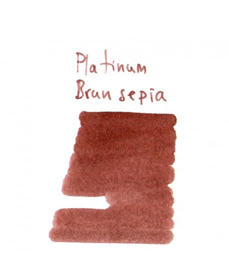 Platinum BRUN SEPIA (2 ml plastic vial of ink)