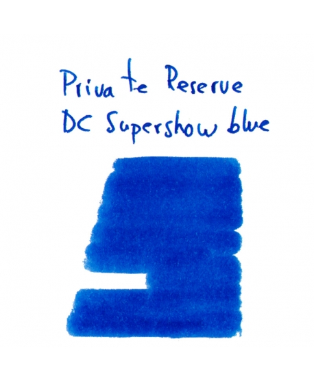Private Reserve DC SUPERSHOW BLUE (Vial 2 ml)
