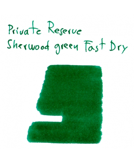 Private Reserve SHERWOOD GREEN FAST DRY (Vial 2 ml)