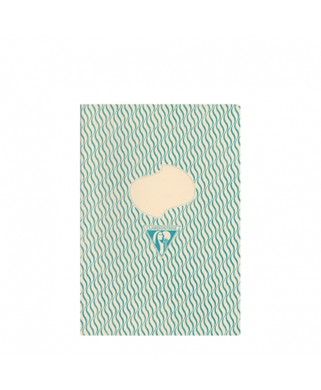 Clairefontaine BACK to BASICS New wave turquoise