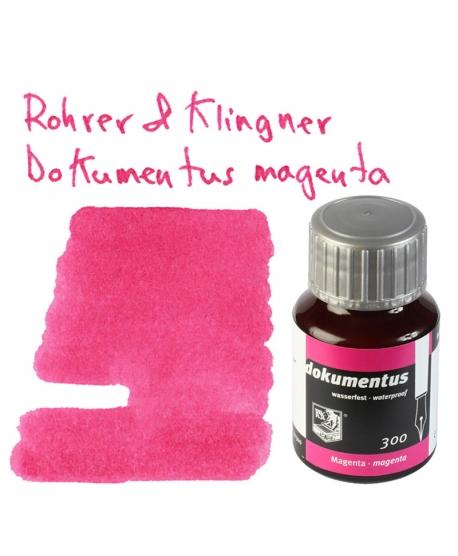 Rohrer & Klingner DOKUMENTUS MAGENTA (Tintero 50 ml)