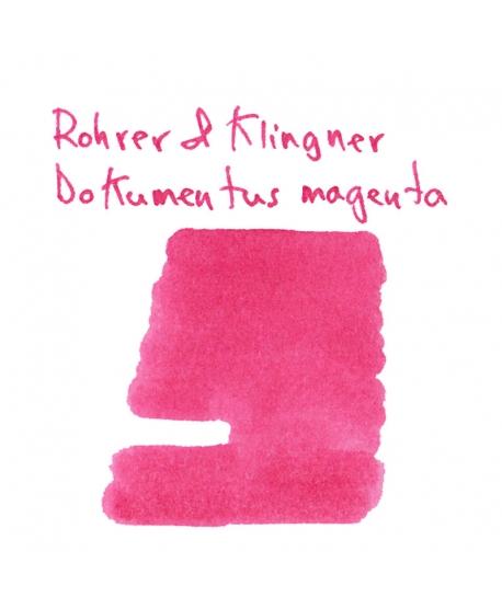 Rohrer & Klingner DOKUMENTUS MAGENTA (Vial 2 ml)