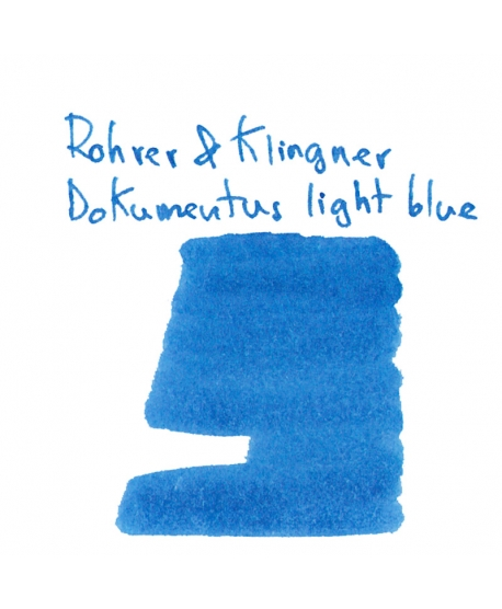 Rohrer & Klingner DOKUMENTUS LIGHT BLUE (Vial 2 ml)