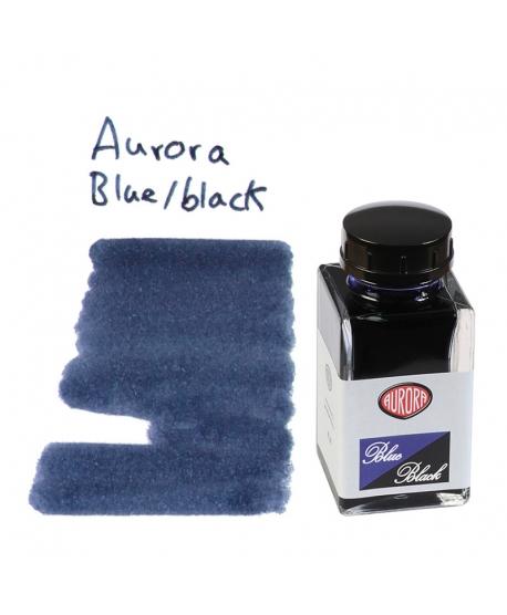 Aurora BLUE/BLACK (45 ml bottle of ink)