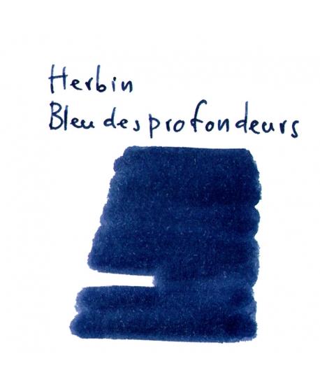 Herbin BLEU DES PROFONDEURS (Flacon 2 ml)