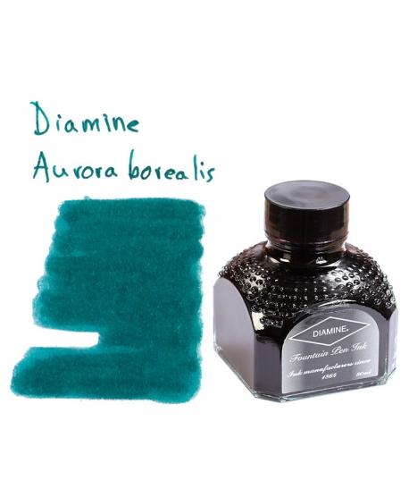 Diamine AURORA BOREALIS (Tintero 80 ml)
