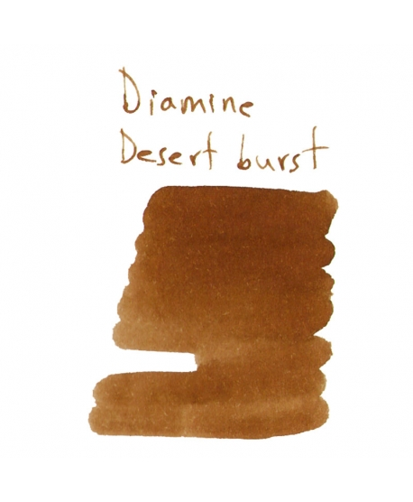 Diamine DESERT BURST (Vial 2 ml)