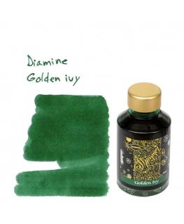 Diamine GOLDEN IVY (50 ml bottle of ink)