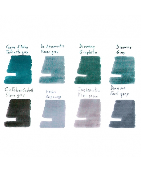 Collection of samples GREY
