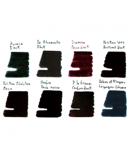 Collection of samples BLACKS