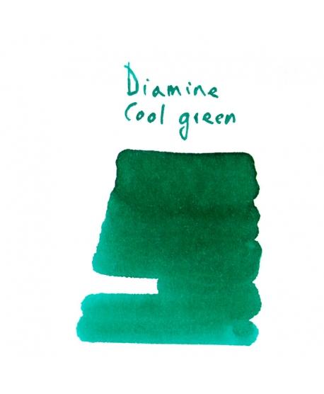 Diamine COOL GREEN (2 ml plastic vial of ink)