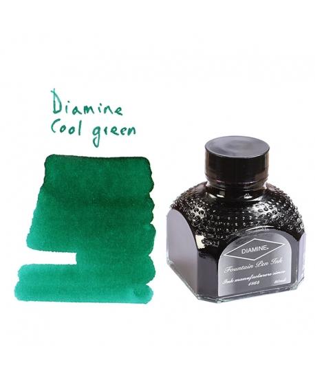 Diamine COOL GREEN (80 ml bottle of ink)