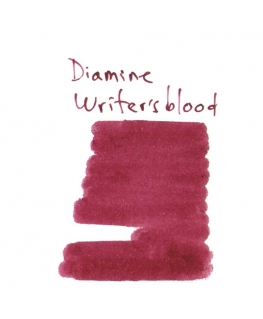 Diamine WRITER'S BLOOD (Vial 2 ml)