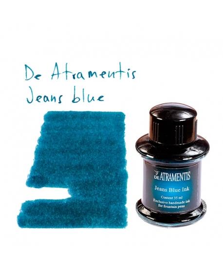 De Atramentis JEANS BLUE (Tintero 35 ml)