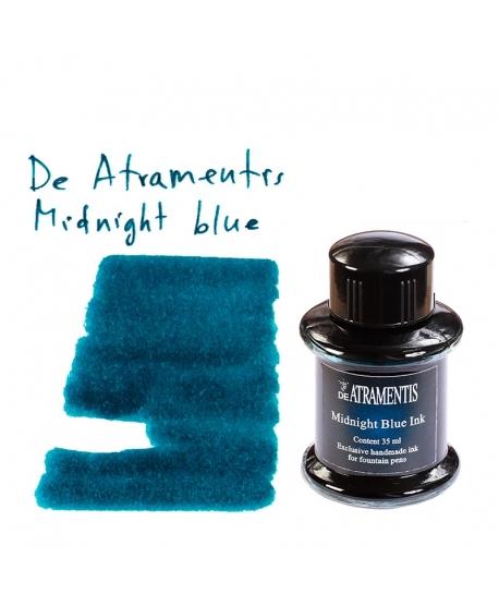 De Atramentis MIDNIGHT BLUE (Tintero 35 ml)