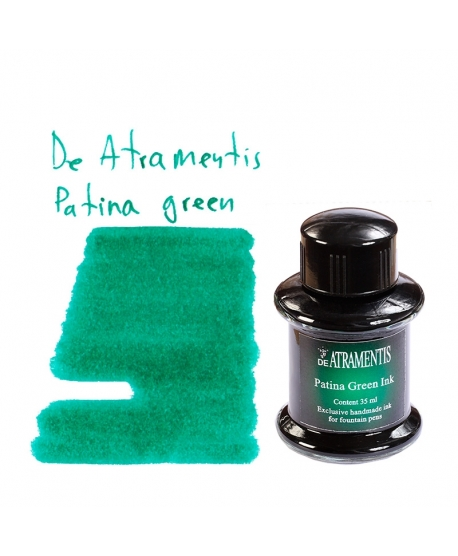De Atramentis PATINA GREEN (Tintero 35 ml)