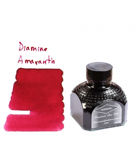 Diamine AMARANTH (Tintero 80 ml)