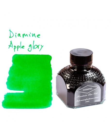 Diamine APPLE GLORY (Bouteille d' encre 80 ml)