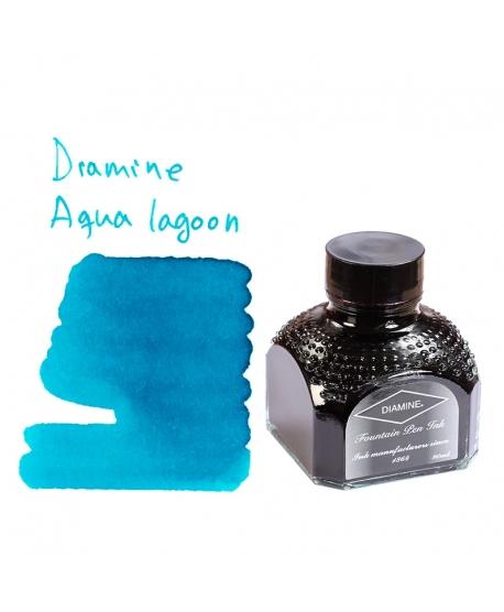 Diamine AQUA LAGOON (Tintero 80 ml)