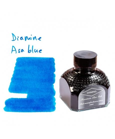 Diamine ASA BLUE (80 ml bottle of ink)